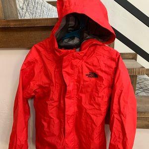 Kids North Face Rain Jacket